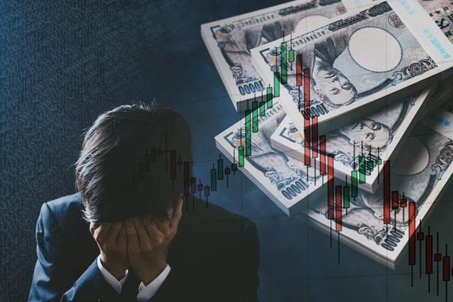 破産 FX